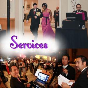Orange County Wedding DJ, DJ Services